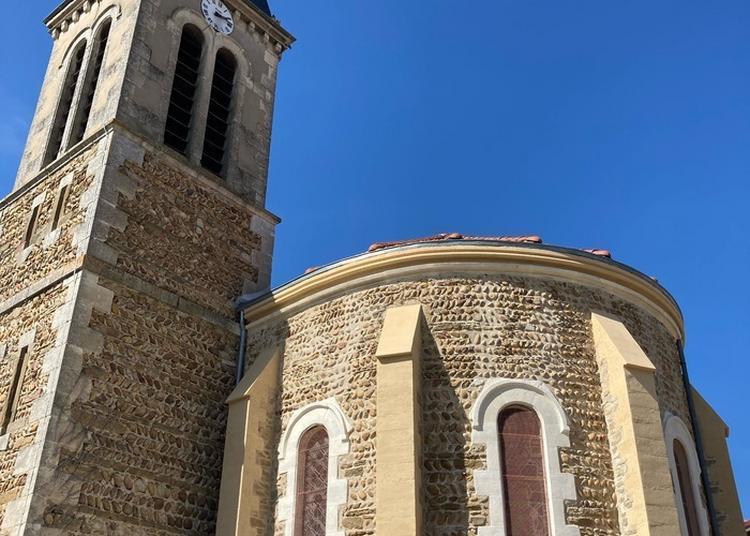 Visites Libres De L'église Saint Pierre à Assieu