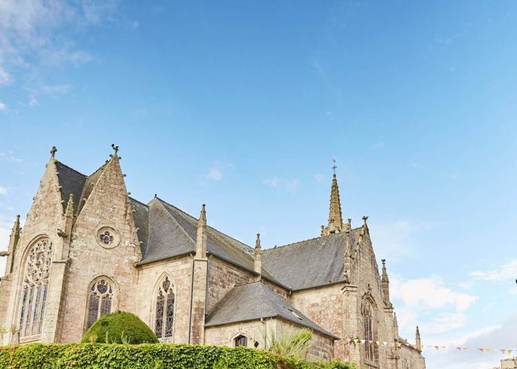 Visites Libres De L'église Saint Ténénan à Guerlesquin