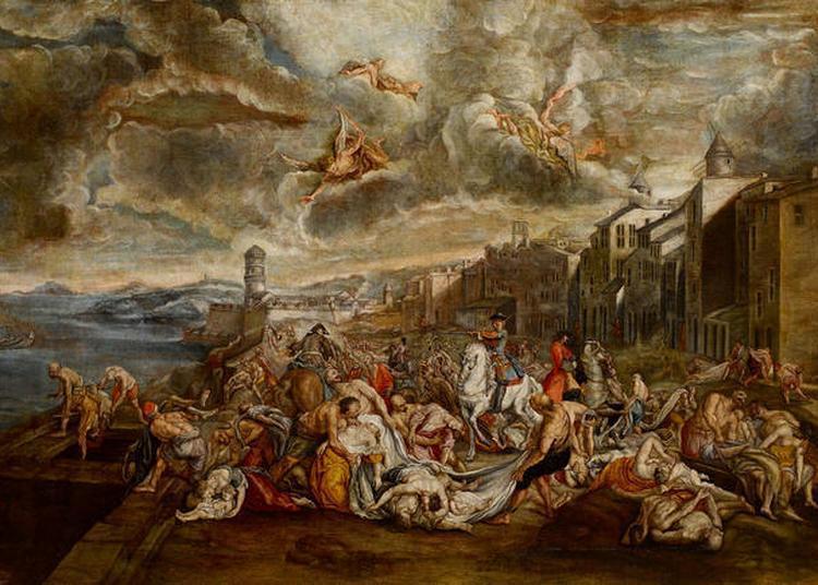 Visites Libres De L'exposition Marseille En Temps De Peste 1720-1722 // 2020-2022