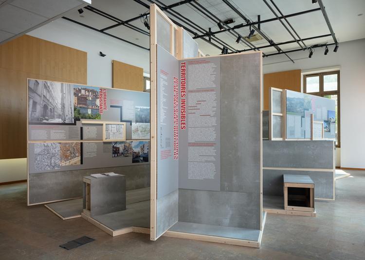 Visites Libres De L'exposition Territoires Invisibles à Lyon