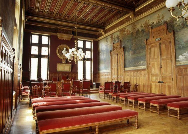 Visites Libres De L'hôtel De Ville De Vincennes