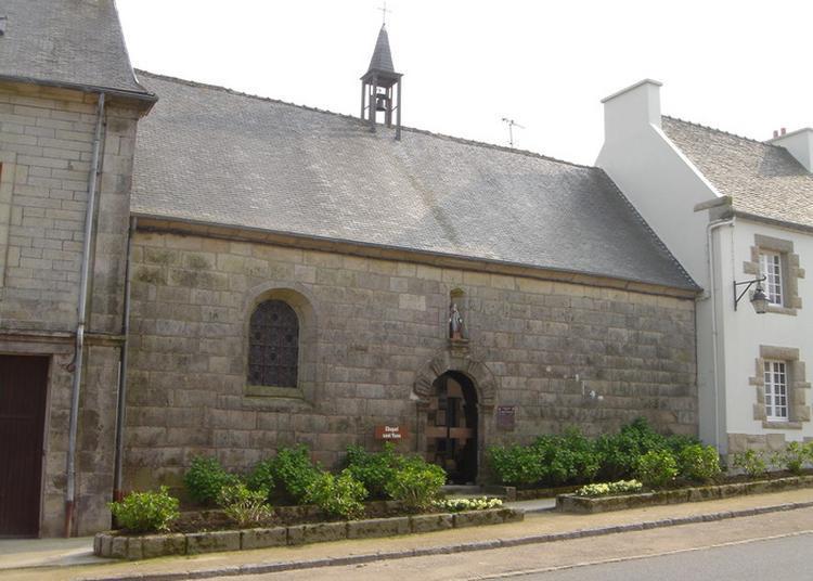 Visites Libres De La Chapelle Saint Jean à Guerlesquin