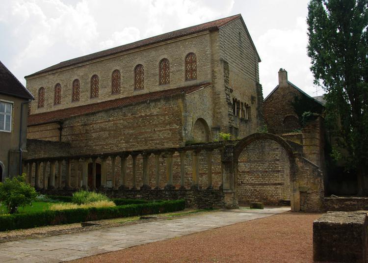 Visites Libres De Saint-pierre-aux-nonnains à Metz