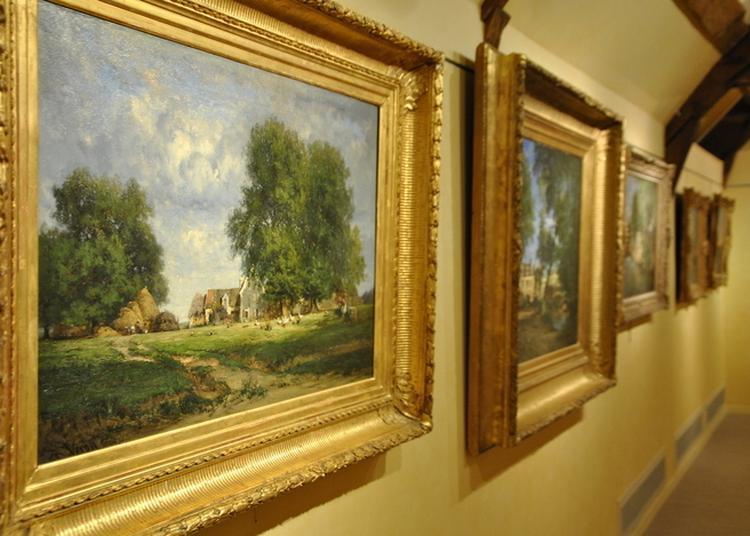 Visites Libres Du Musée William Thornley à Osny