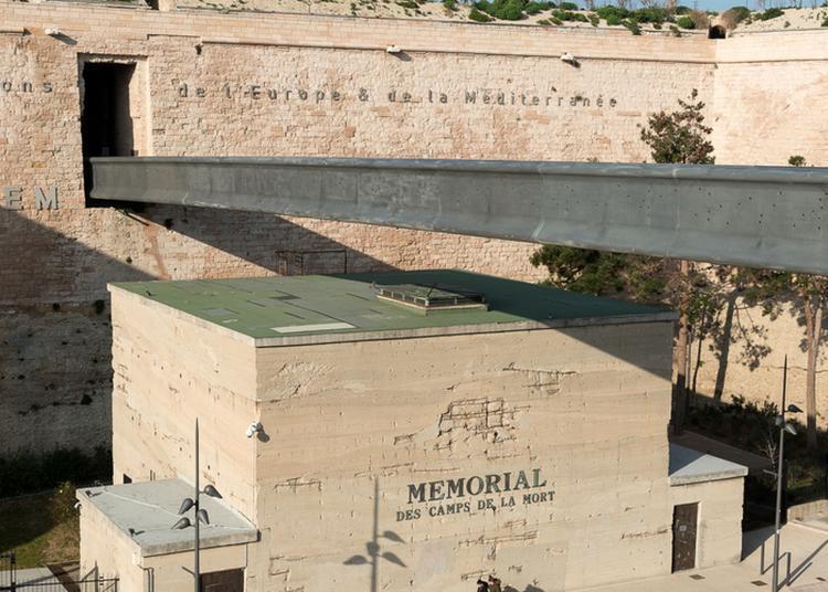 Visites Libres En Continu Du Mémorial Des Déportations à Marseille