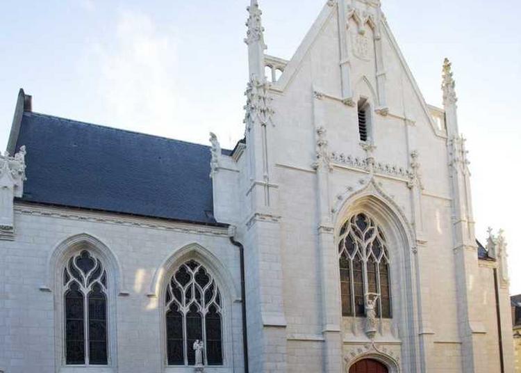 Visites Libres Et Concerts Découvertes à La  Chapelle De L'immaculée Conception à Nantes