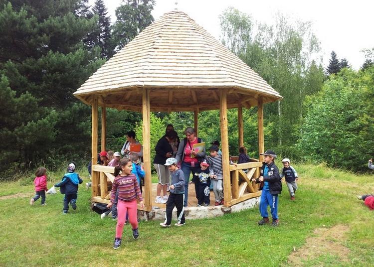 Visites Libres Pour Scolaires De L'arboretum à Neuvic