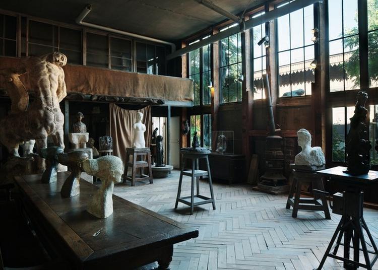 Visites Théâtralisées Dans Les Collections à Paris 15ème