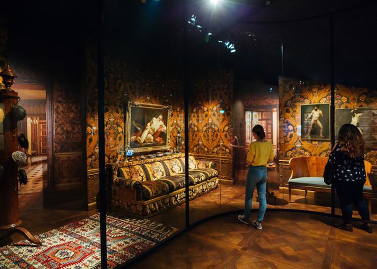 Visites Théâtralisées De La Collection Noureev à Moulins
