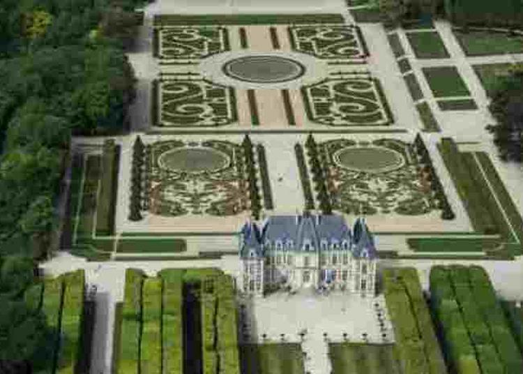 Visites Théâtralisées Du Château à Sceaux