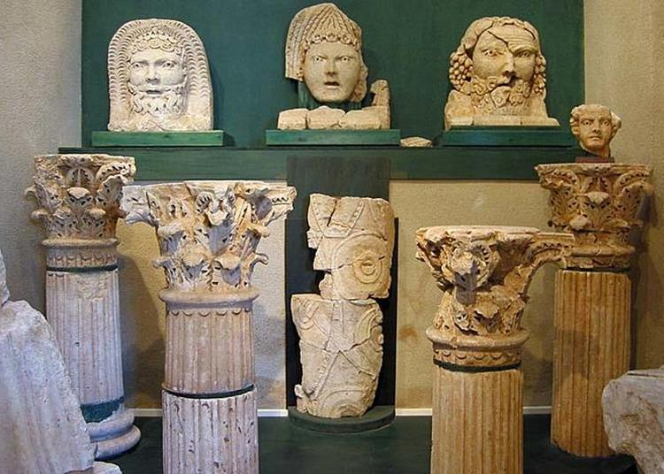 Visites Thématiques Au Mausolée De Faverolles (musée Dans Le Village).