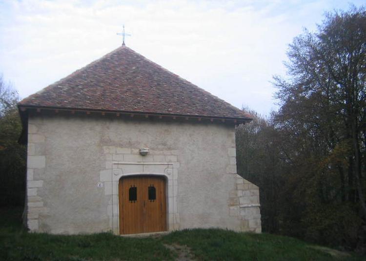 Visitez Cette Chapelle Située Dans Un Cadre Champêtre à Allamps