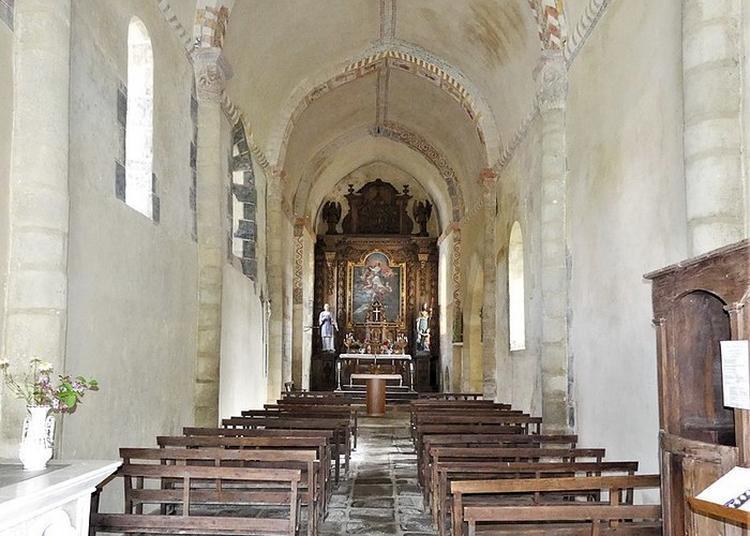 Visitez Cette église Du XIIe Siècle à Clairavaux