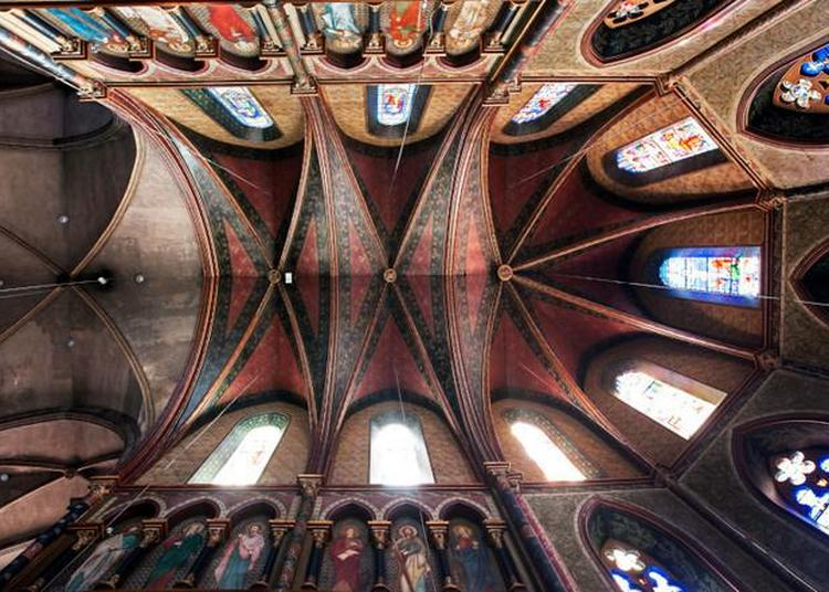Visitez L'église Saint-jacques à Pau