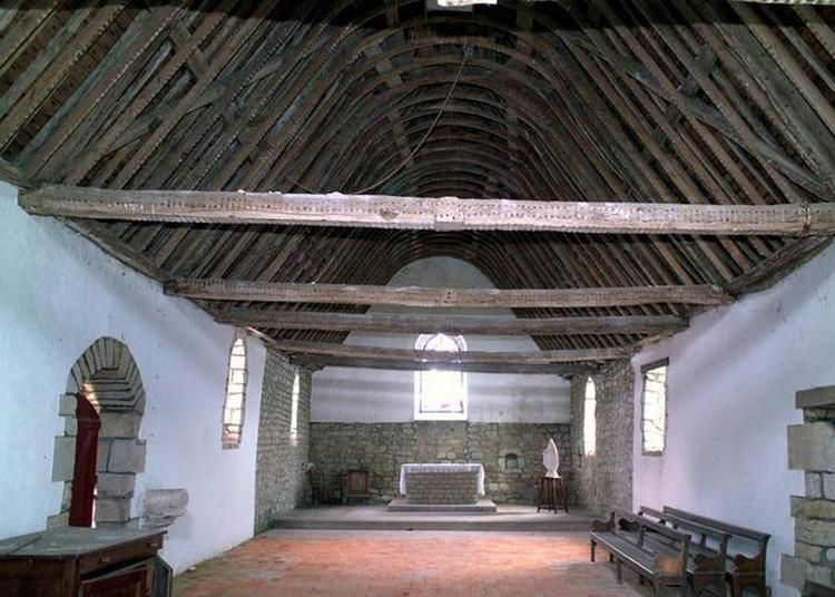 Visitez La Chapelle De Careil à Guerande