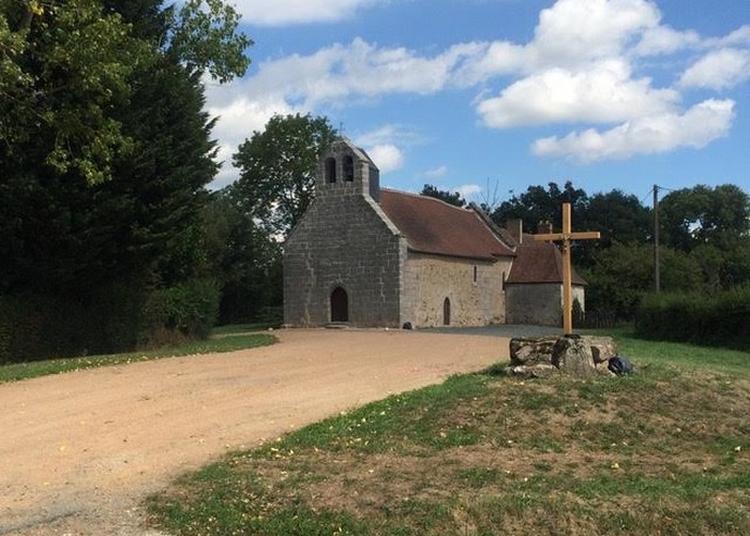 Visitez La Chapelle De Champeix à Boussac