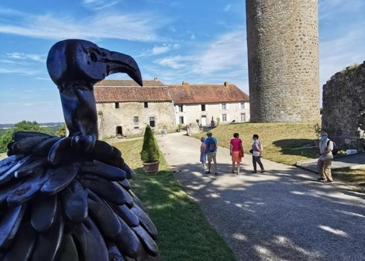 Visitez Le Château De Châlus-chabrol à Chalus
