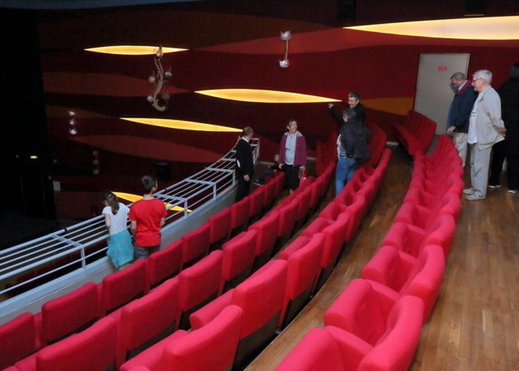 Visitez Le Cinéma Le Rex Et Ses Coulisses à Chatenay Malabry