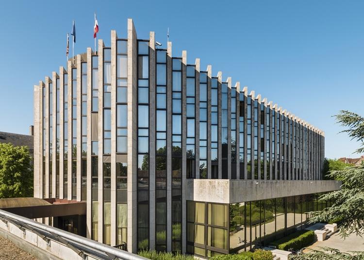 Visitez Le Conseil Régional De Bourgogne-franche-comté - Site De Dijon