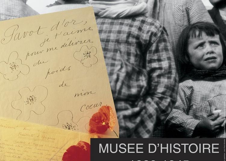 Visitez Le Musée D'histoire Jean Garcin : 39-45 L'appel De La Liberté à Fontaine de Vaucluse