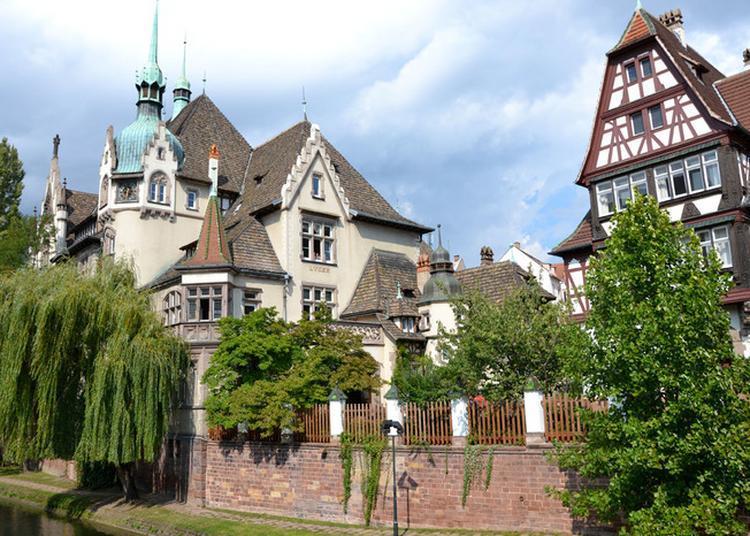 Visitez Le Plus Beau Lycée De France ! à Strasbourg