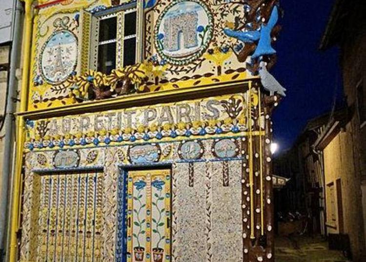 Visitez Le Quartier De La Noue Et Découvrez Une Oeuvre Originale D'art Brut à Saint-dizier à Saint Dizier