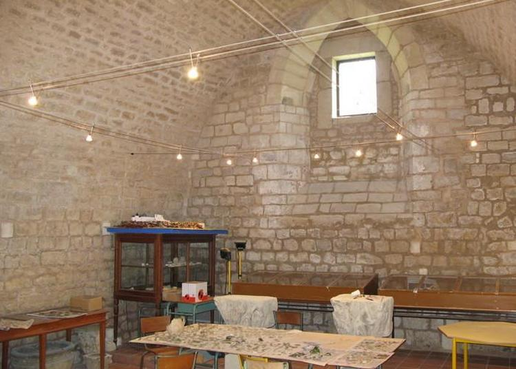 Visitez Le Site Des Jacobins Avec L'atelier Archéologie Du Centre Socio Culturel à Thouars