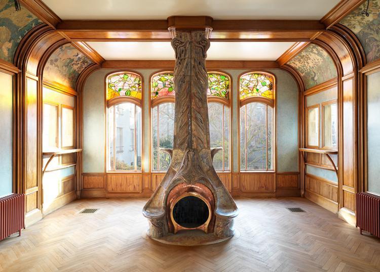 Visitez Librement Cet Emblème De L'architecture Art Nouveau ! à Nancy