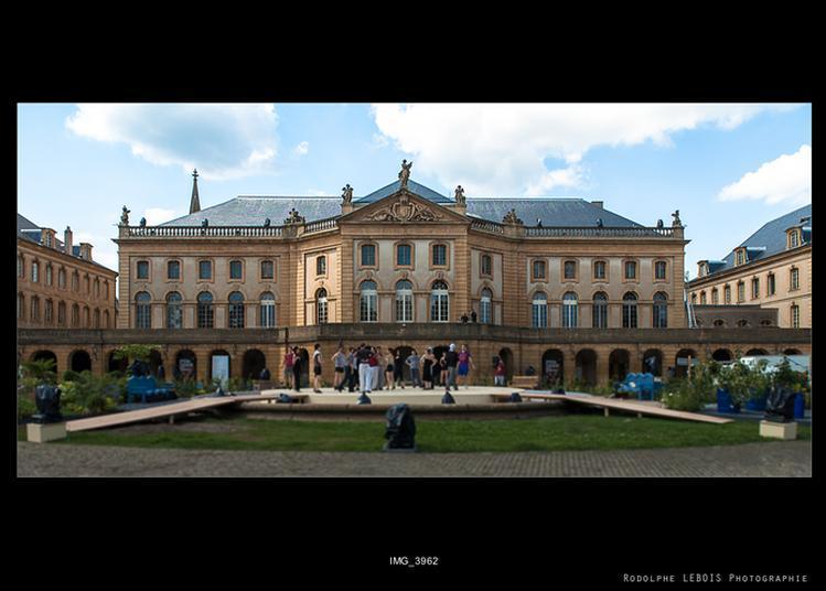 Visitez Librement L'un Des Premiers Théâtres Construits En France à Metz