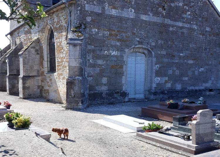 Visitez Librement Une Église Des XIIIe Et XVIe Siècles à Is en Bassigny