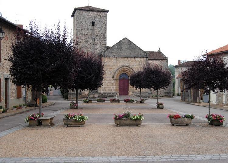 Visitez Une église Des XIIe Et XVe Siècle, Classée Au Titre Des Monuments Historiques à Chaillac sur Vienne