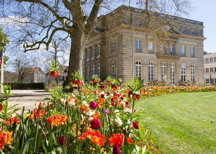 Viste De L'hôtel De Ville De Montmorency