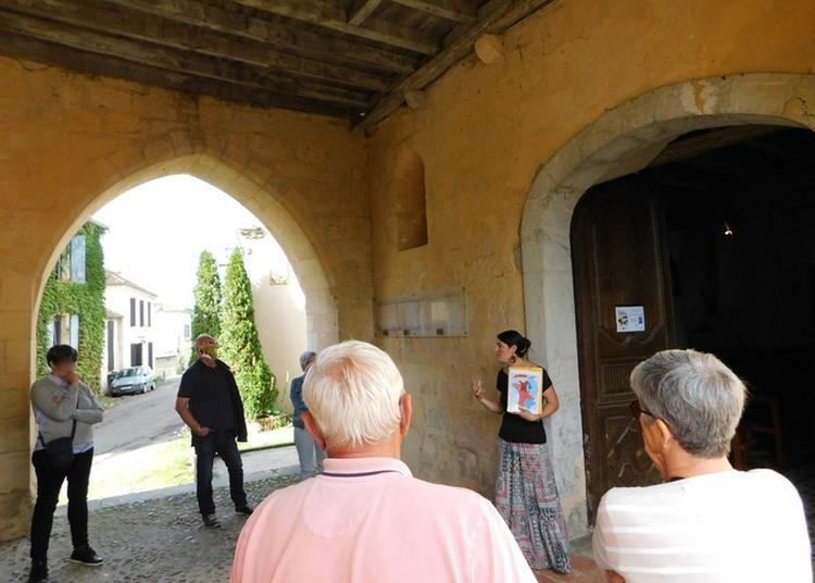 Viste Guidée De L'église Saint-sernin à Brassempouy