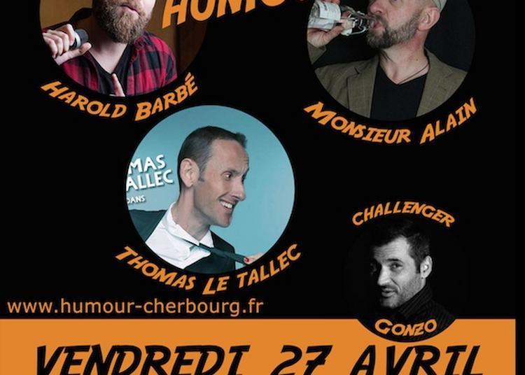 Soirée humour - Scene of Comedy Cherbourg