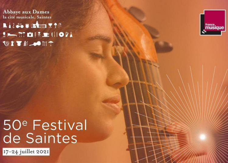 Festival de Saintes 50ème édition 2021