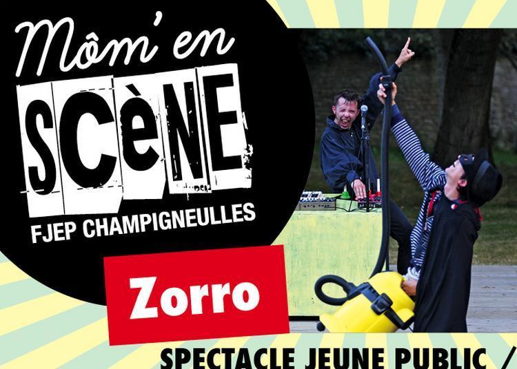 Zorro à Champigneulles
