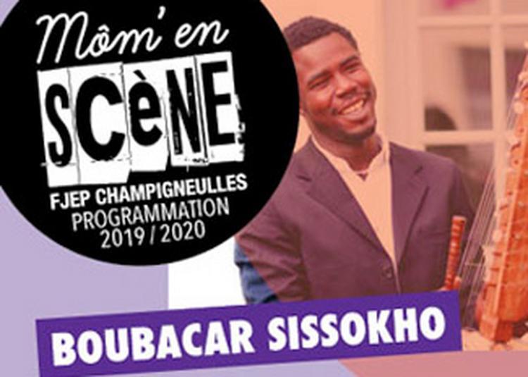 Boubacar Sissokho à Champigneulles