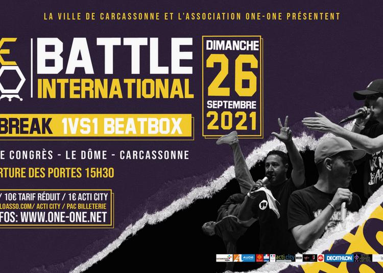 One-One Battle International 2021