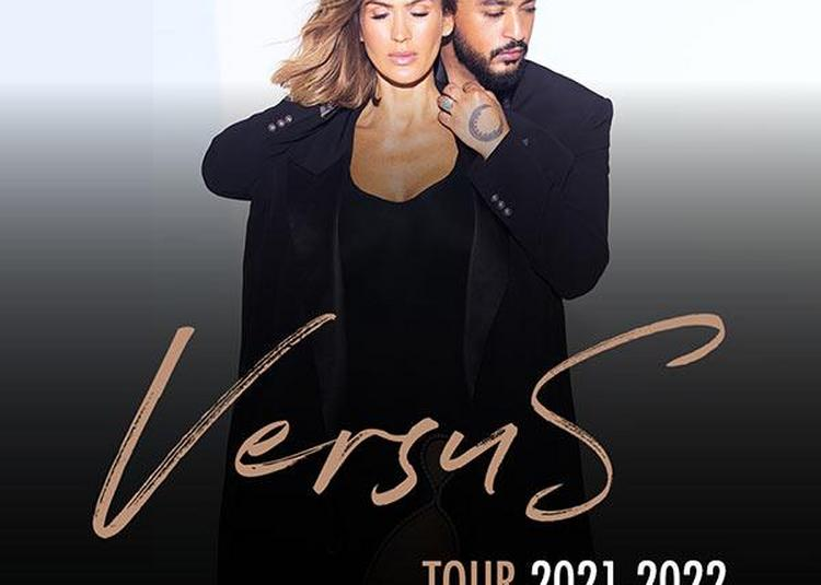 Vitaa & Slimane - Report Versus Tour à Deols
