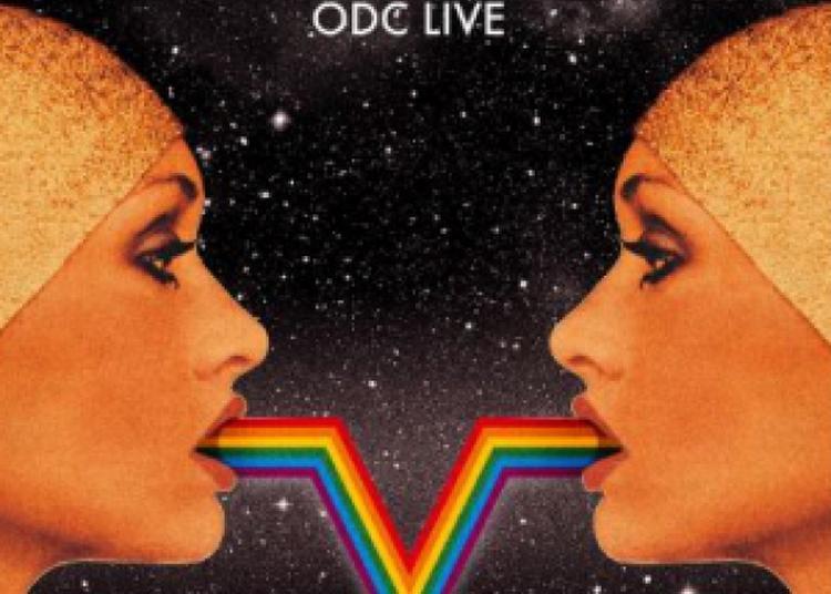 Vitalic  - Odc Live à Paris 19ème