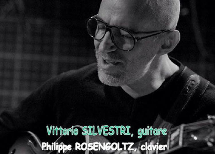 Vittorio Silvestri-La Guitare Jazz à Nimes