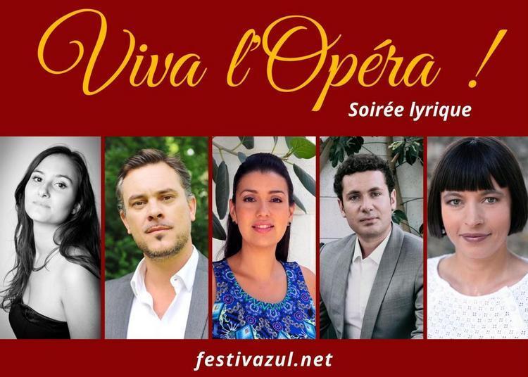 Viva l'Opera ! Concert lyrique à Fumel