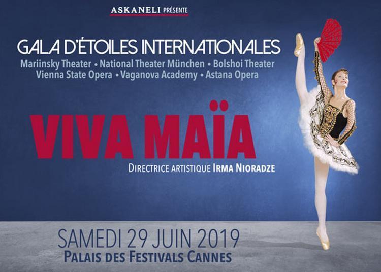 Viva Maia à Cannes