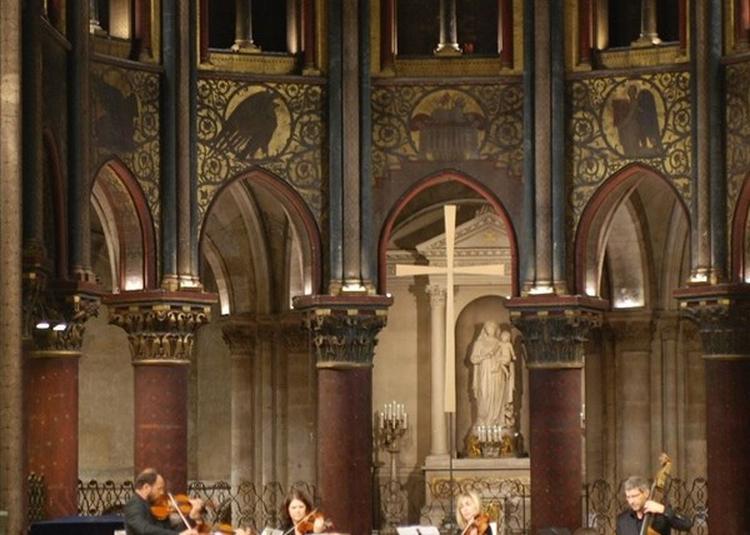 Vivaldi / Albinoni / Schubert / Caccini à Paris 6ème