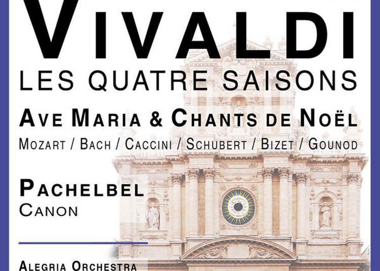 Vivaldi : Les Quatre Saisons à Paris 4ème