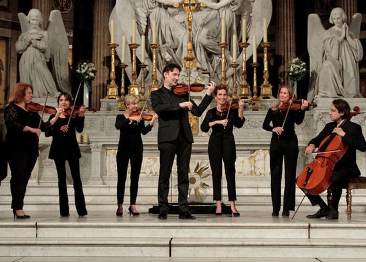 Vivaldi, Les Quatre Saisons à Paris 8ème