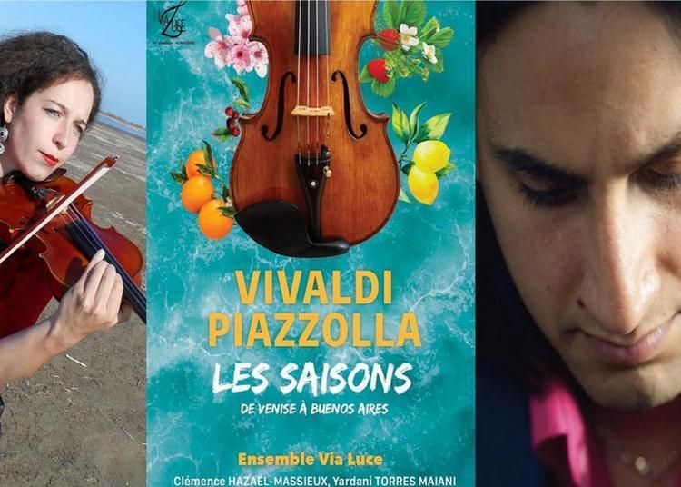 Vivaldi / Piazzolla - Les Quatre Saisons à Paris 6ème
