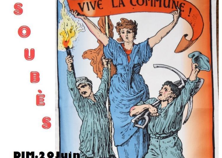 Vive la Commune ! à Soubes