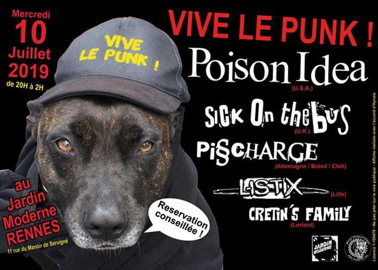 Vive Le Punk à Rennes