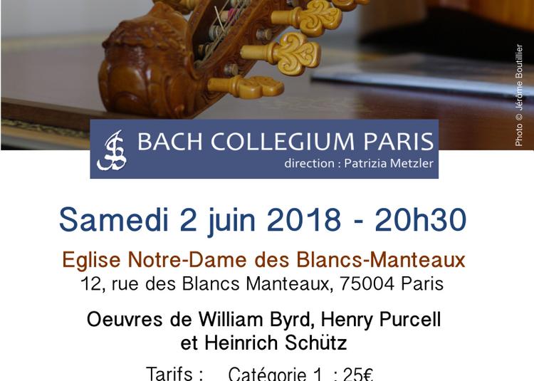 Voix et Violes à Paris 4ème